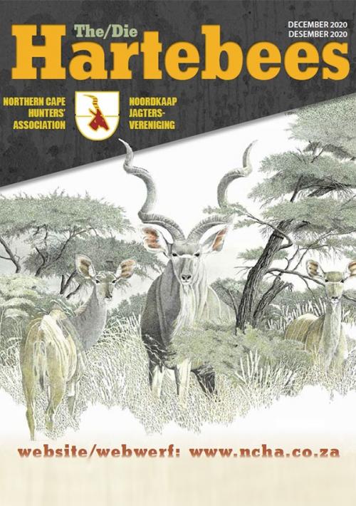 FT Hartebees 2020